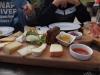 Tagliere di formaggi a Fuciade