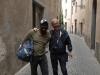 orazio e ambulante - foto di diabolik