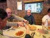 si strappavano di mano pure il parmigiano- foto di orazio